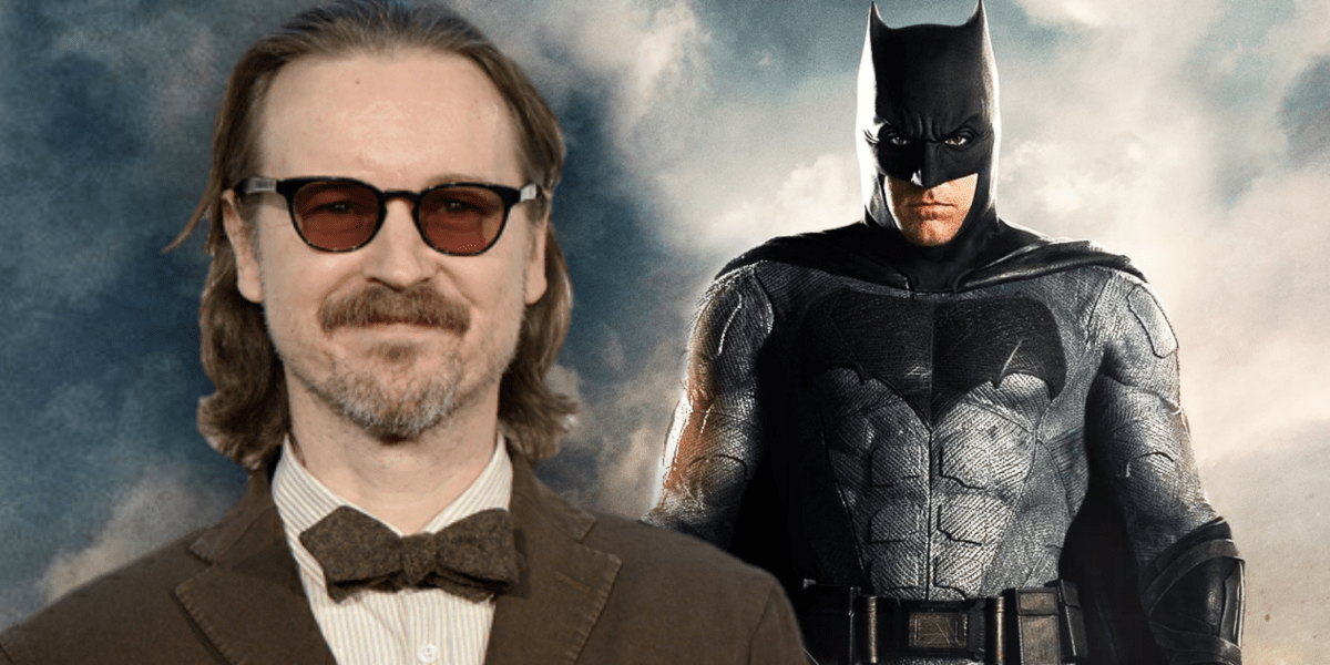 The Batman Matt Reeves Ben Affleck