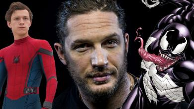 Photo of Spider-Man Will Fight Venom According To Tom Hardy