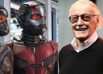 Stan Lee's Cameo In Ant-Man And The Wasp