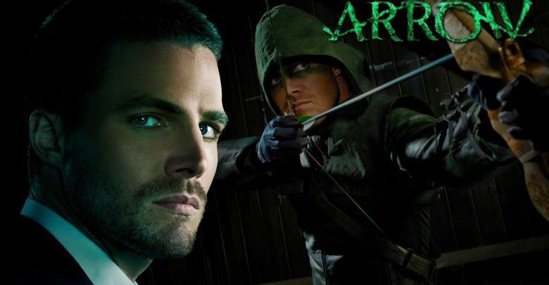 stephen amell Arrow season 7