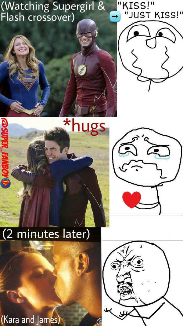 Supergirl Memes