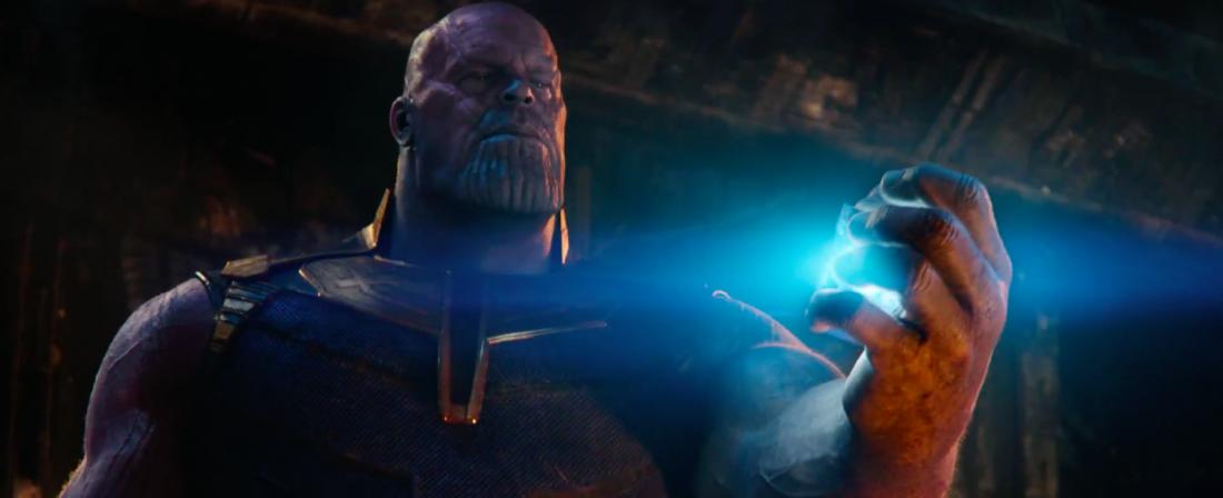Avengers: Endgame Thanos Infinity Stones