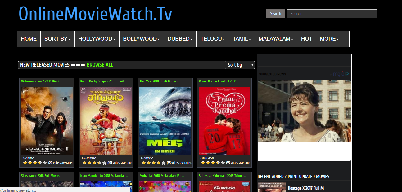 Watch Bollywood Movies Online For Free Without Downloading
