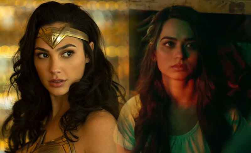 Photo of Soundarya Sharma Gets Added to The Cast of Wonder Woman 1984