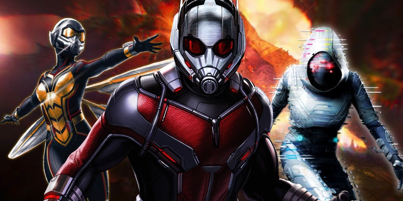 Avengers: Endgame Theory Ant-Man Ghost Quantum Realm