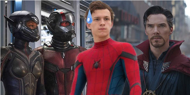 Spider-Man: Far From Home Trailer Mysterio MCU