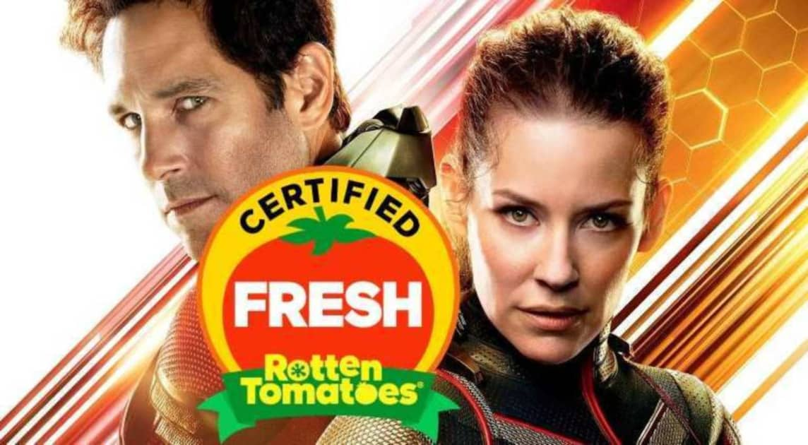 Photo of 'Ant-Man and the Wasp' Gets Awarded With the Smallest Trophy by Rotten Tomatoes