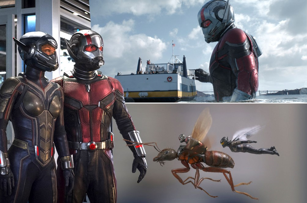 Ant-Man and the Wasp Concept Art of Cassie Lang