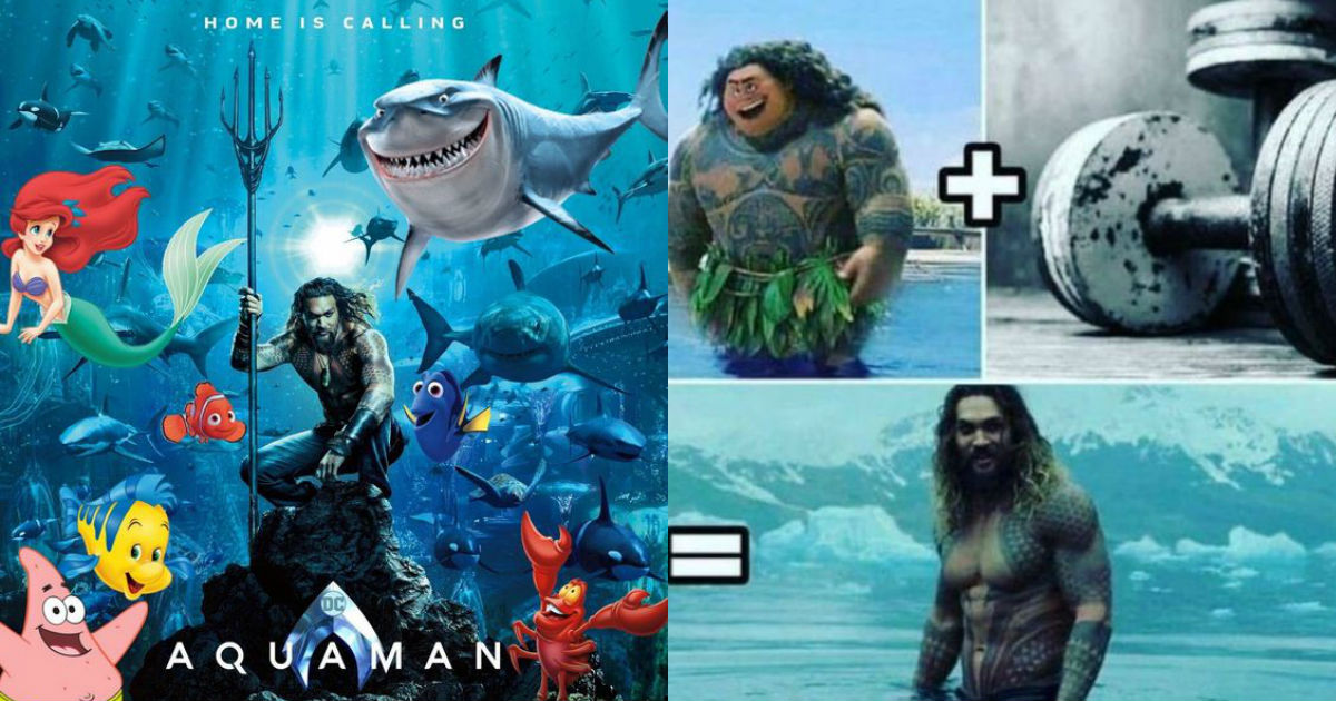 Photo of 30 Funniest Aquaman Memes That Will Have You On Roll