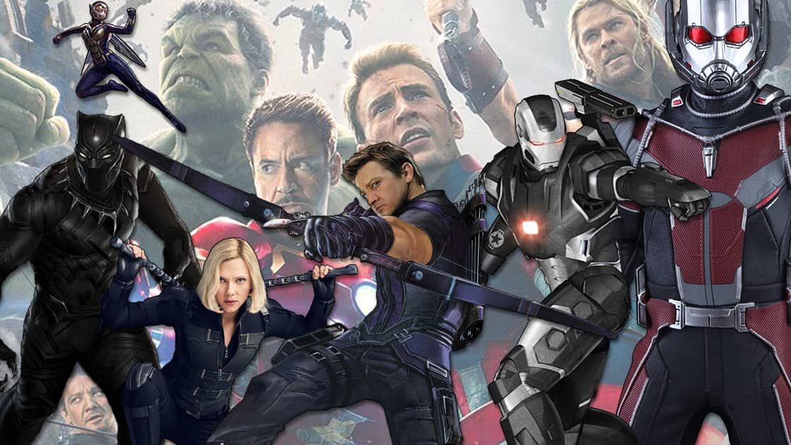 Photo of Avengers 4 Fan Trailer Has Brought Ant-Man and Hawkeye Into The EPIC Battle!