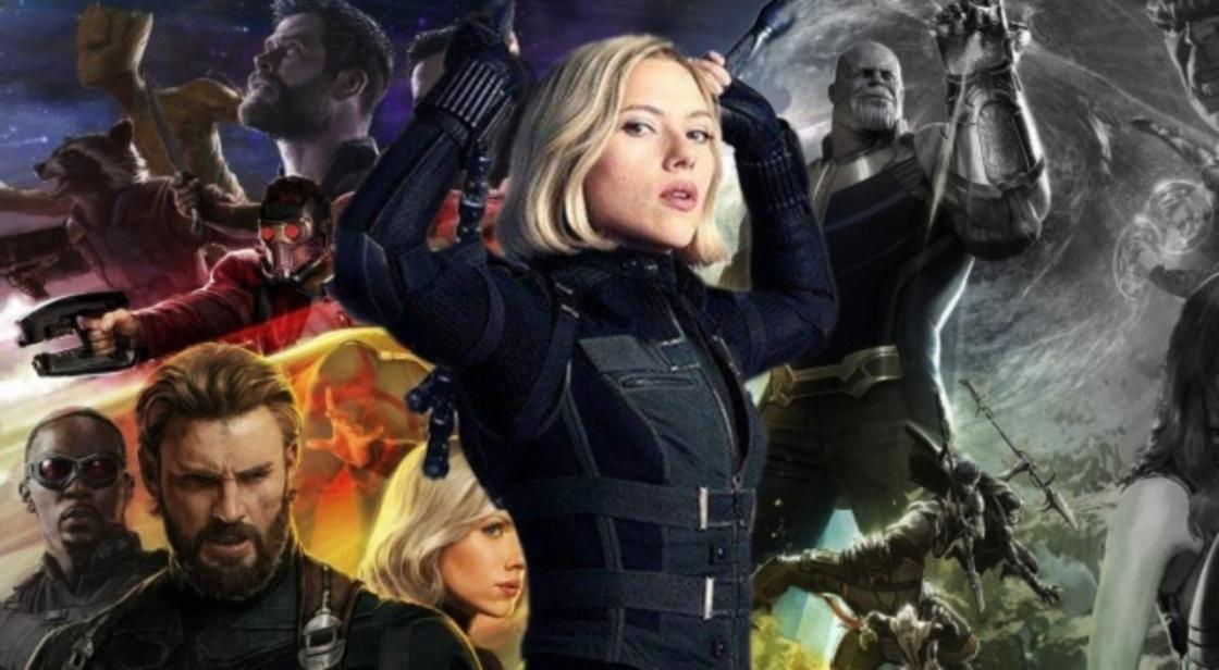 Photo of Avengers: Infinity War Actress Scarlett Johansson is now the Highest Paid Actress