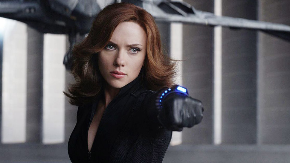 Black Widow Winter Soldier