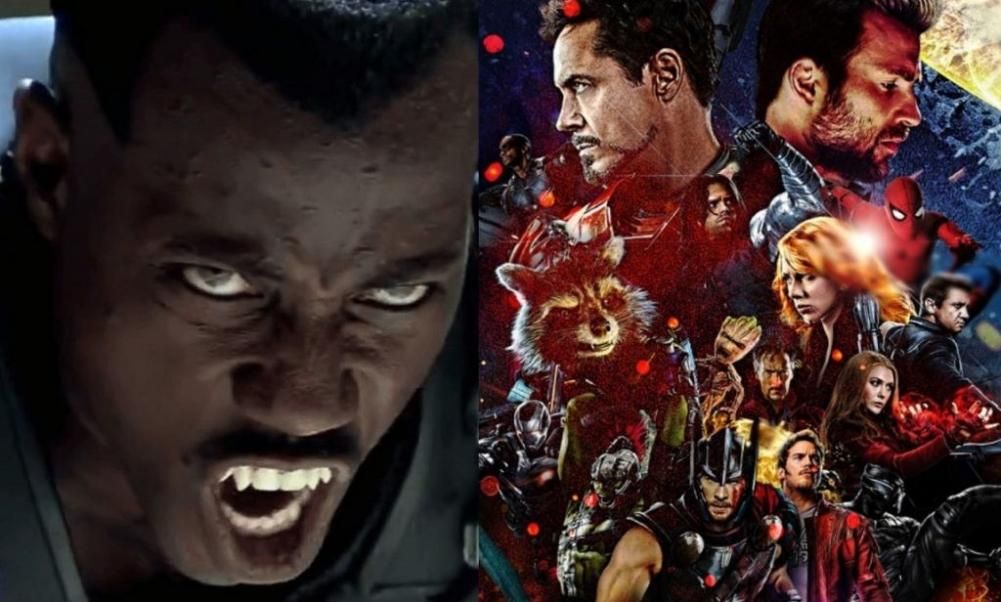 Photo of Marvel Has a 'Blade' Project Under Development According to Wesley Snipes