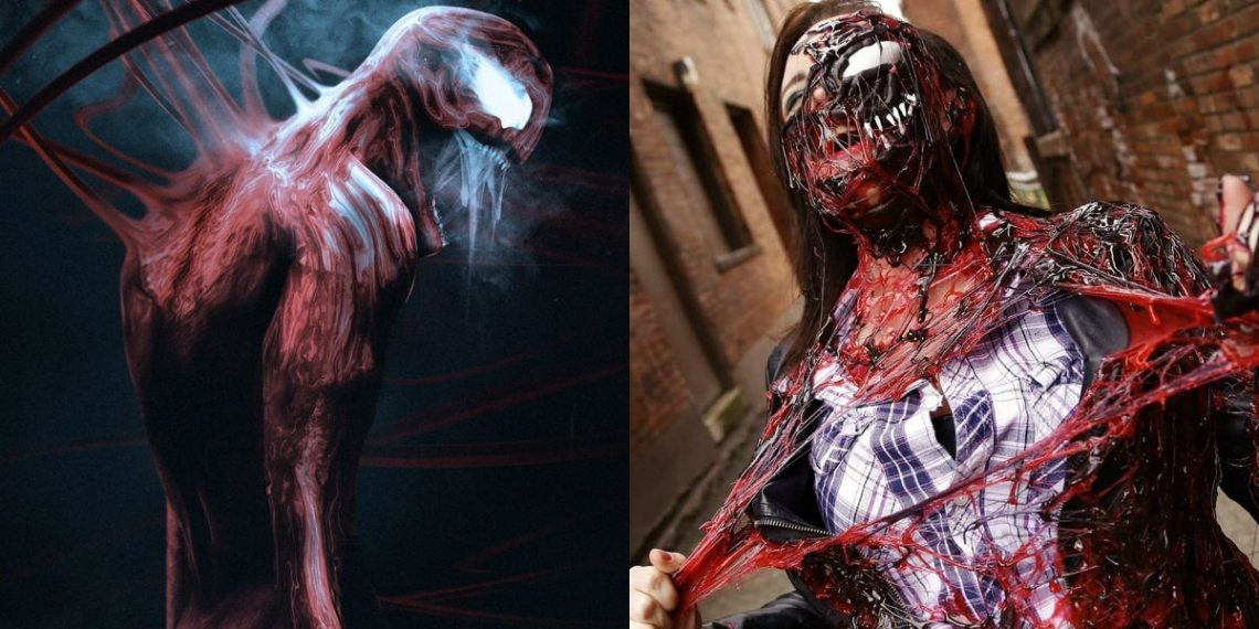 Carnage Cosplays