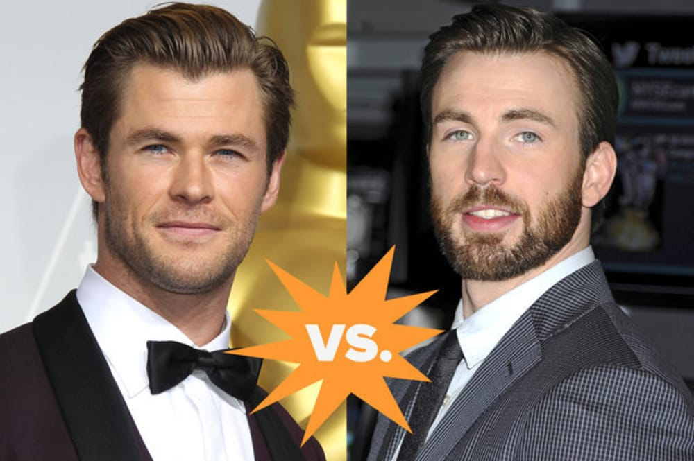 Photo of MCU Battles – Who Would Win in Arm Wrestling, Chris Evans or Chris Hemsworth?
