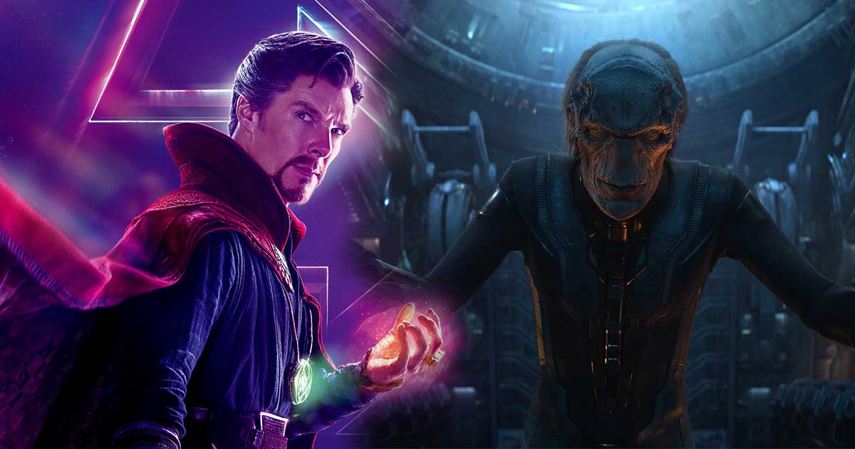 Photo of Avengers: Infinity War – Here's How Doctor Strange vs Ebony Maw was Created