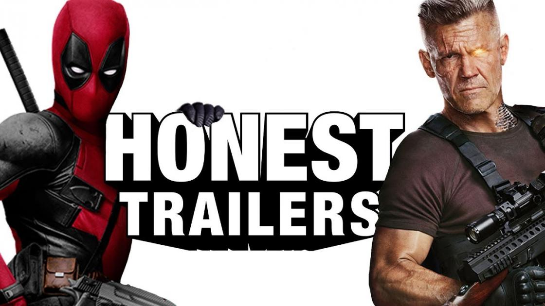 Photo of 'The Honest Trailer' for Deadpool 2 Gets Roasted by Deadpool Himself
