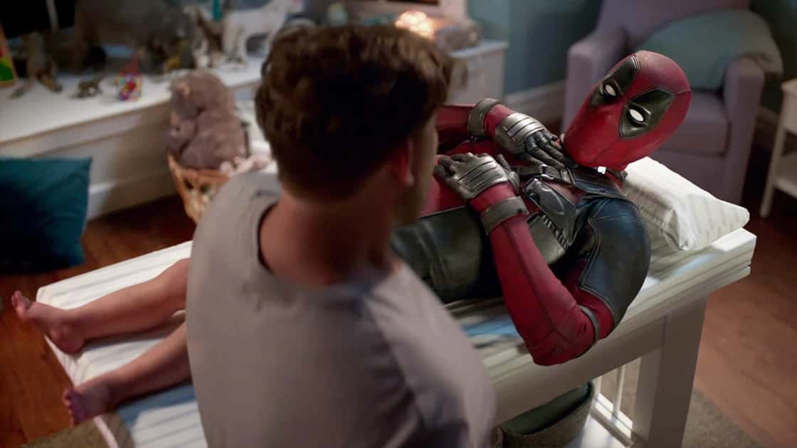 Photo of Deadpool 2: Deadpool Gets his Diapers Changed in Super Duper Cut Video