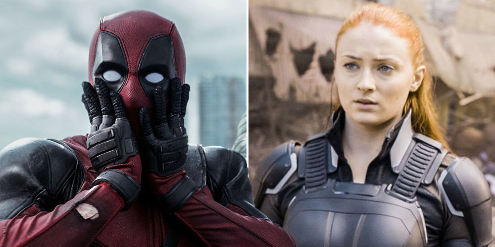 Deadpool 2 Dark Phoenix