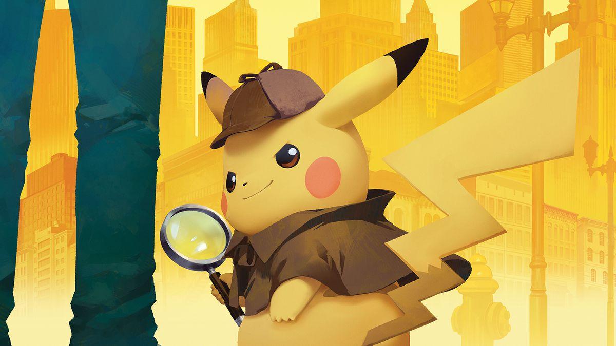 Detective Pikachu Rocket Raccoon GOTG