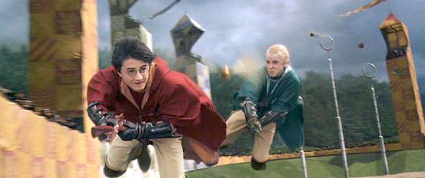 Best Quidditch Players Hogwarts