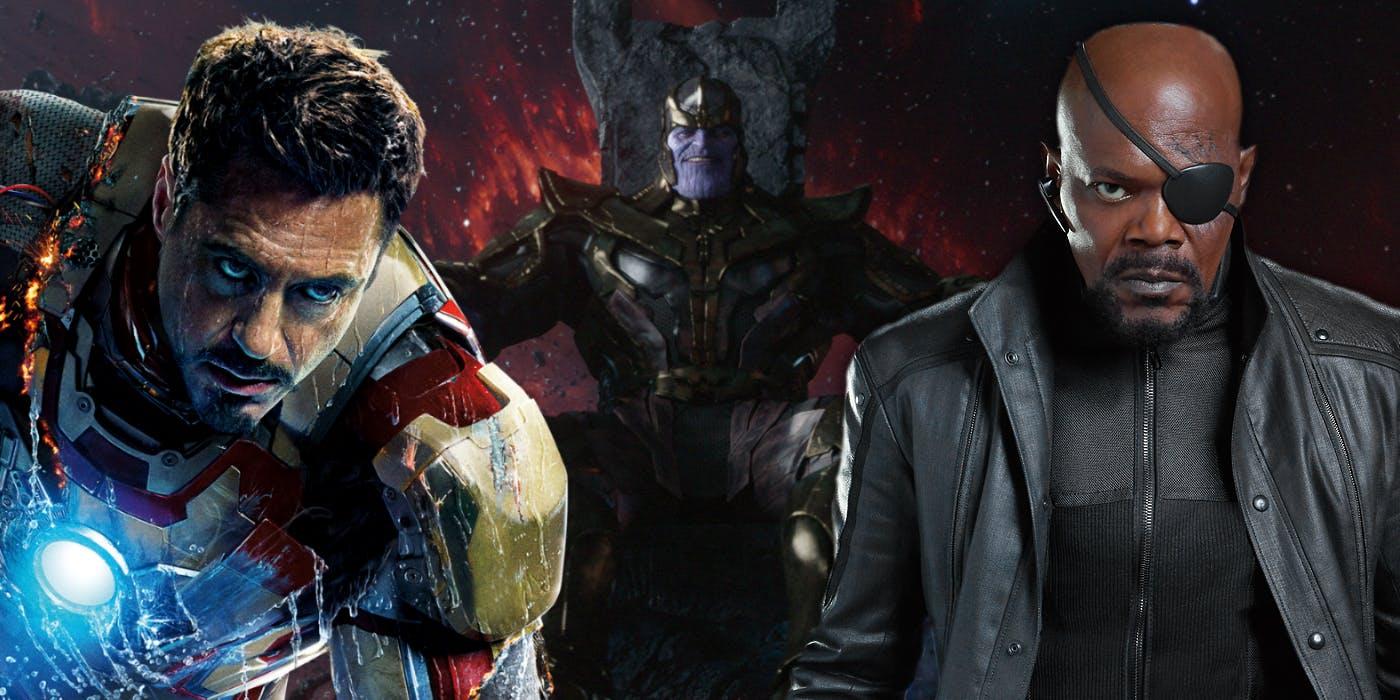 Avengers 4 Theory Tony Stark Winter Soldier