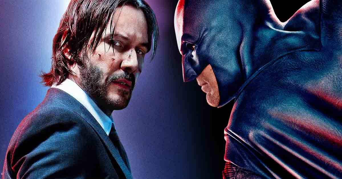 Photo of John Wick vs Batman: Fan Made Trailer Shows Which Killing Machine Will Win The Fight