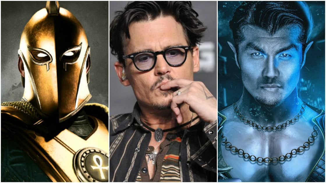 Photo of 10 Superhero Roles That are Just Perfect for Johnny Depp