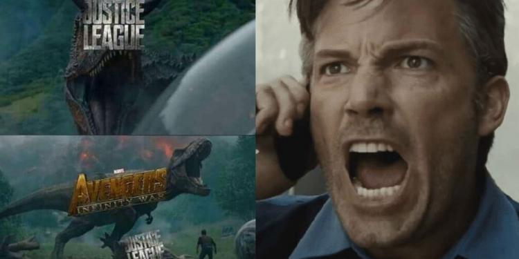Justice League Memes