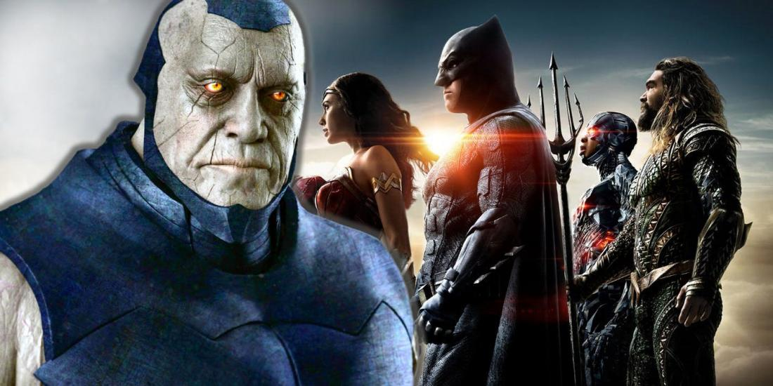 Photo of Justice League Actor Reveals a Deleted Fight With Darkseid