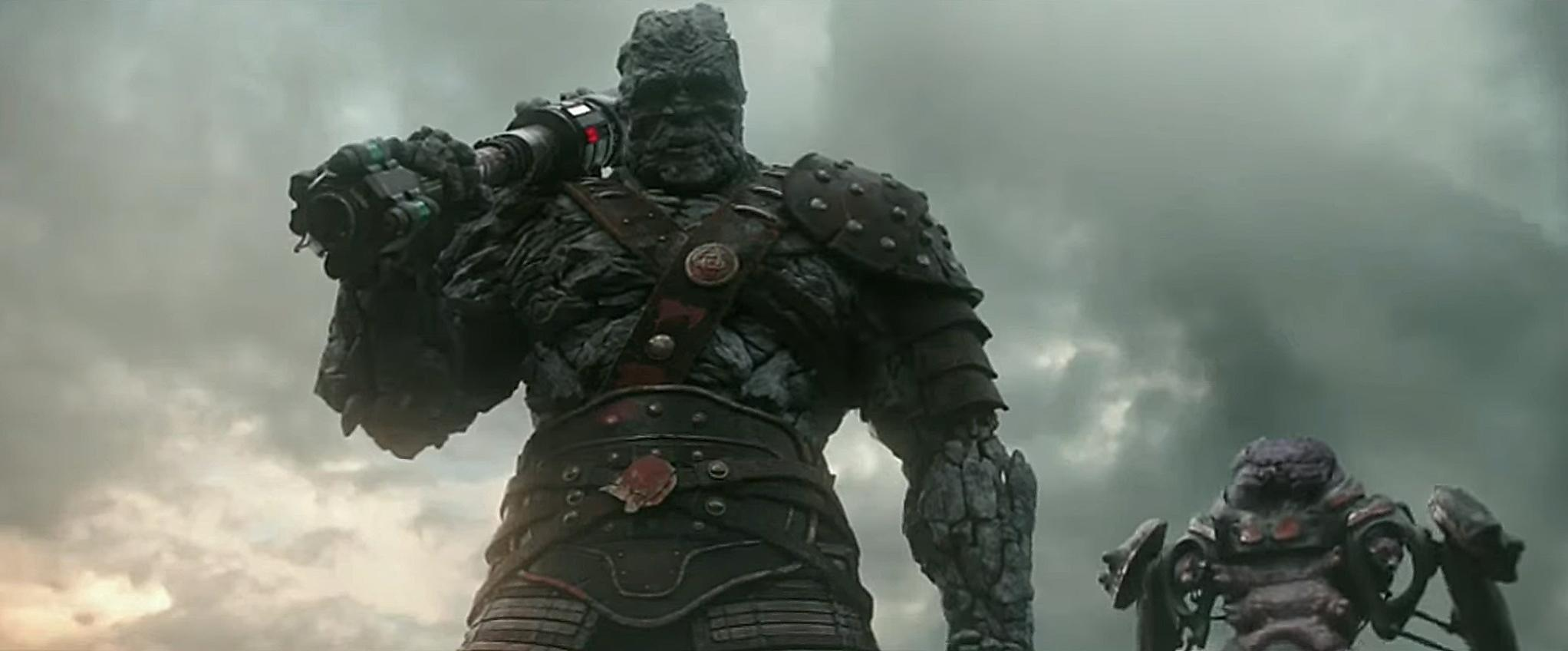 Marvel Promo Korg Returns in a New Revolution