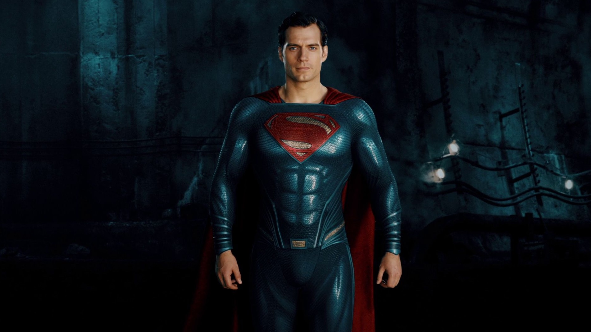 Superman Henry Cavill WB