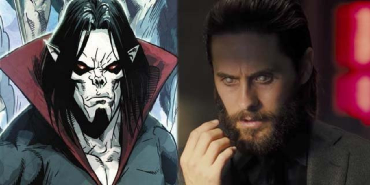 Photo of The Working Title of 'Morbius -The Living Vampire' Revealed