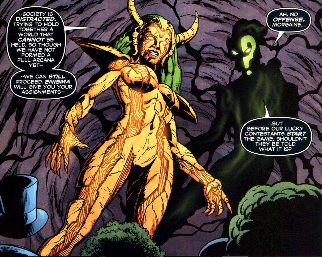Marvel Supernatural Characters