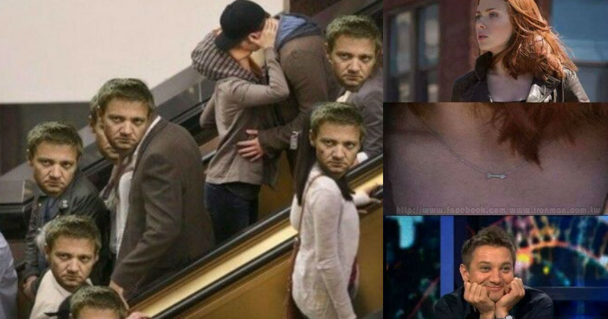 Photo of 30 Funniest Natasha Romanoff And Clint Barton Memes That Will Make You Laugh Hard