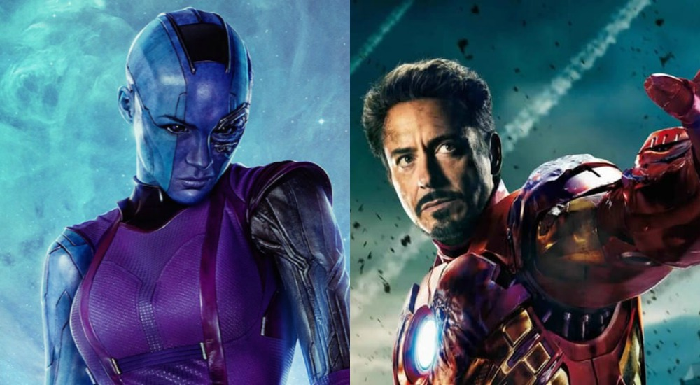 Avengers 4 Theory Thanos Nebula Iron Man