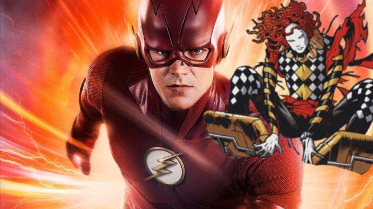 The Flash Rag Doll