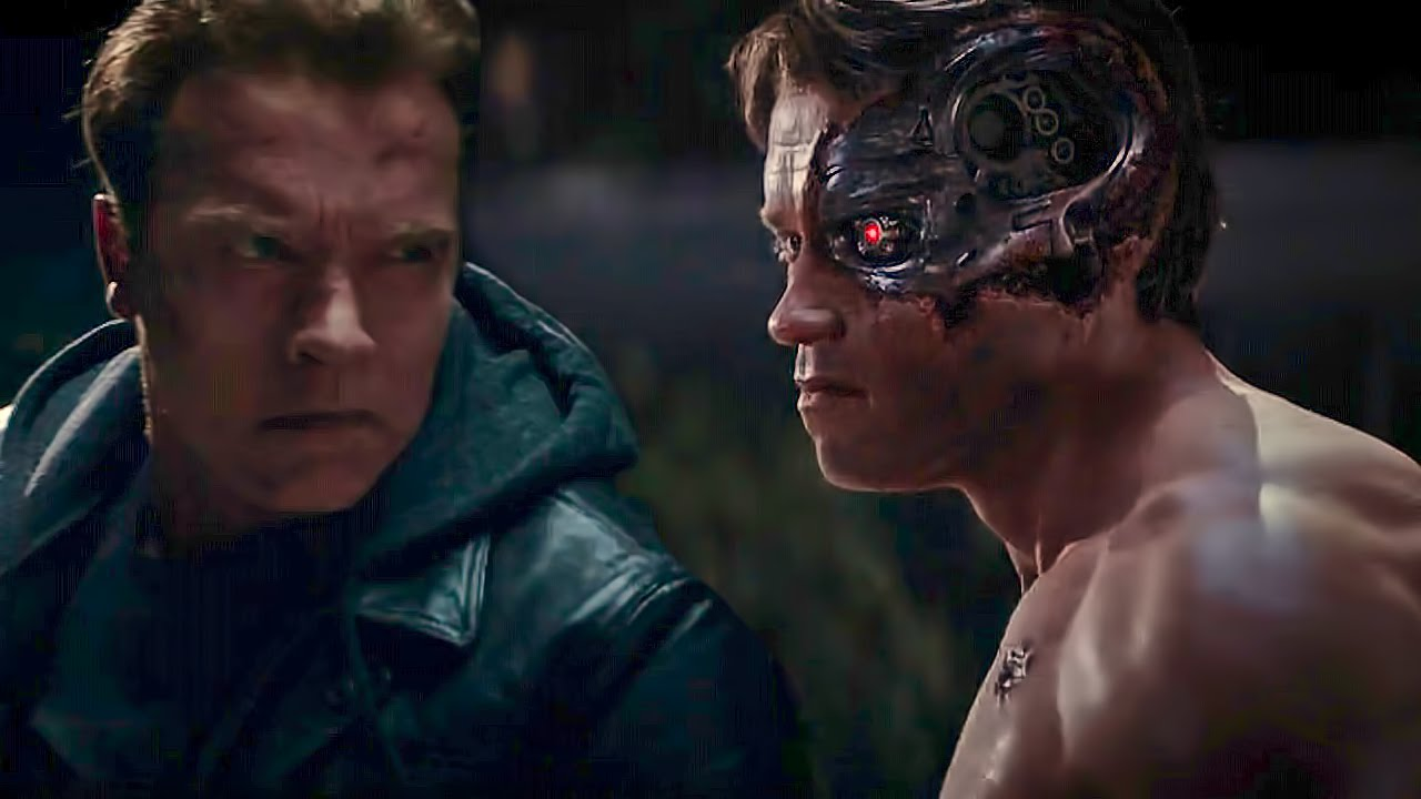 The First Look of Terminator Sequel Is Out And It's the Best Thing Ever