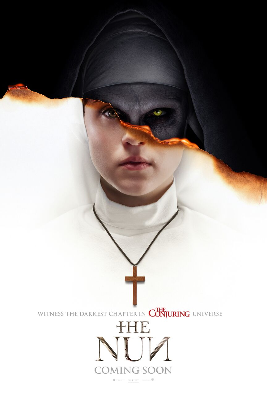 The Nun WB The Conjuring Universe Crooked Man Spin-Off