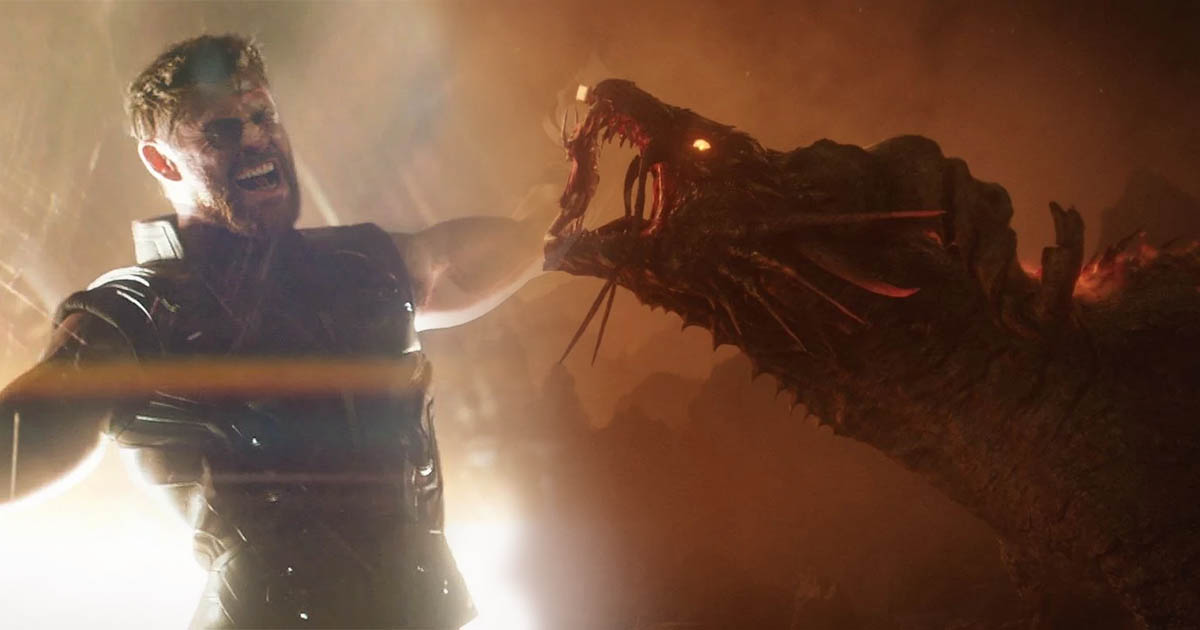 Photo of Avengers: Infinity War Almost Brought in Dragons!
