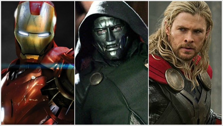 Superheroes Who Have Defeated Doctor Doom