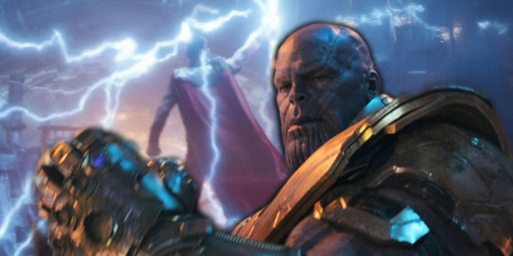 Avengers: Endgame Theory Thor Odin Force