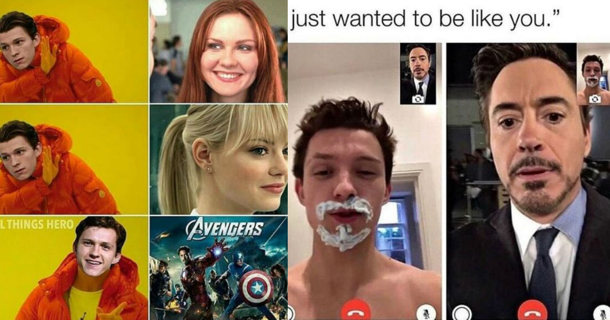 Photo of 30 Hilarious Tom Holland Spider-Man Memes That Will Make You Laugh Hard