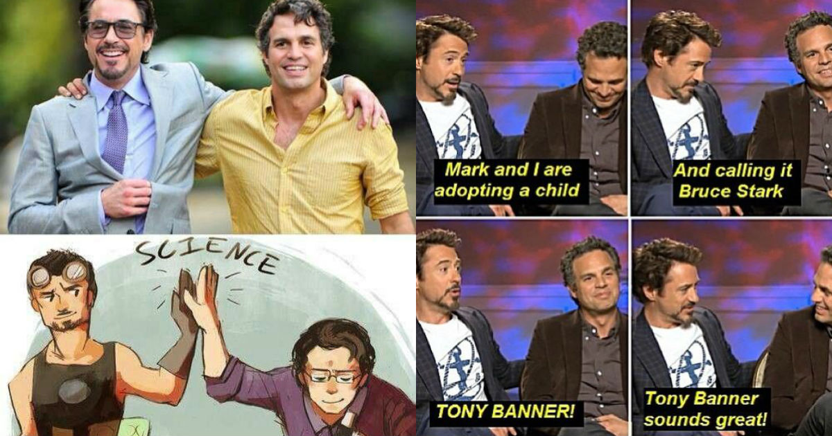 Photo of 33 Savagely Epic Tony Stark And Bruce Banner Memes That Will Make You Laugh Out Loud
