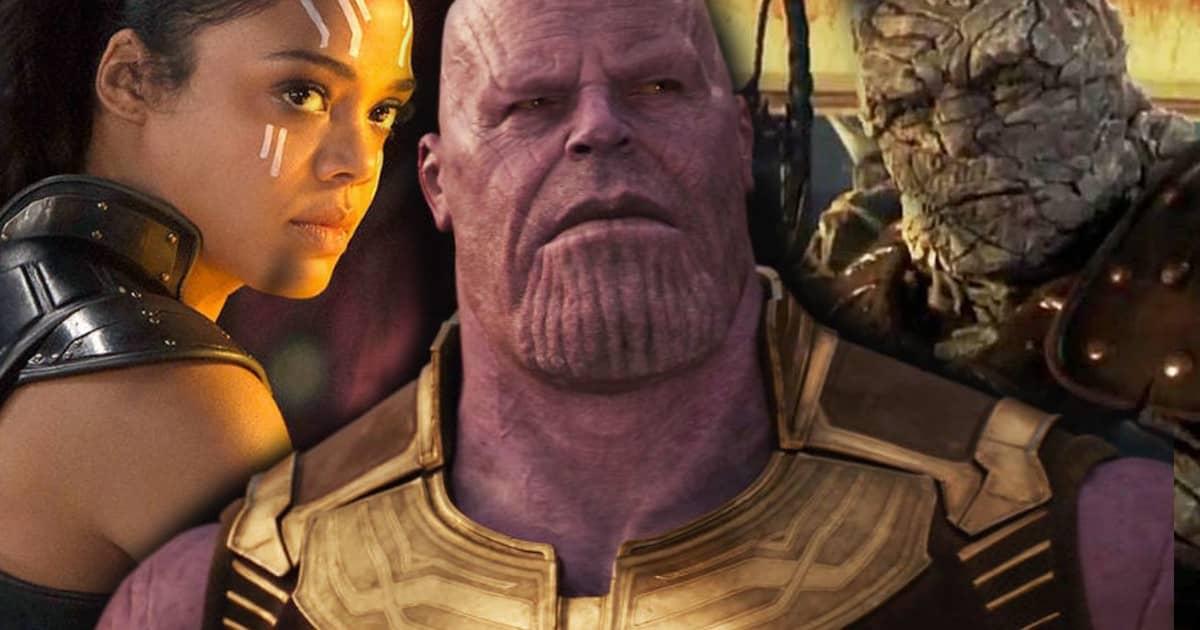 Avengers: Infinity War CGI