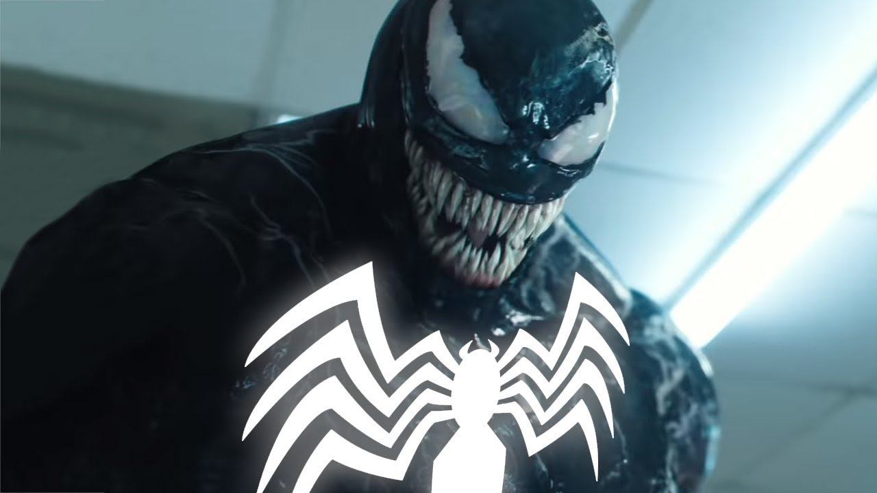 Venom Spider-Man Wonder Woman