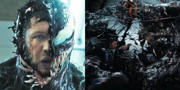 Venom Trailer 2 Reactions