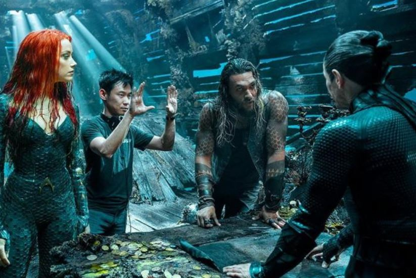 James Wan Aquaman Deleted Scenes Arthur Vulko