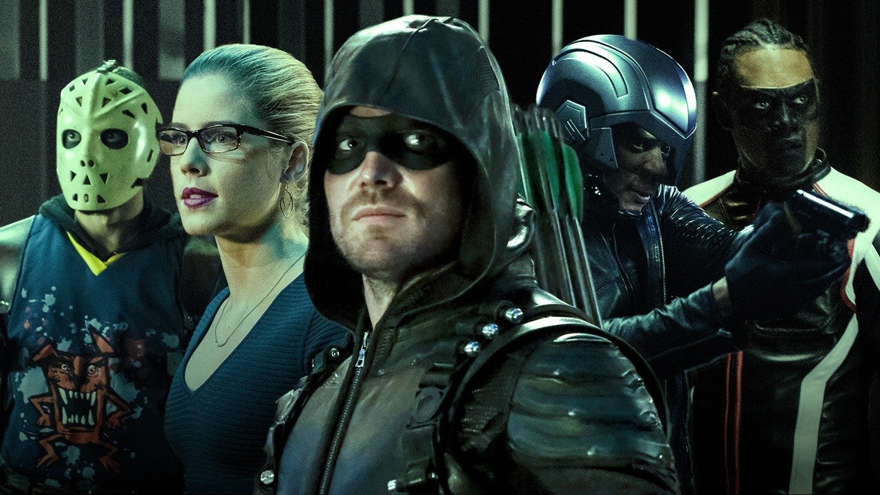 Arrow Season 7: It's Time For Team Arrow To Have A Major Costume Upgrade!