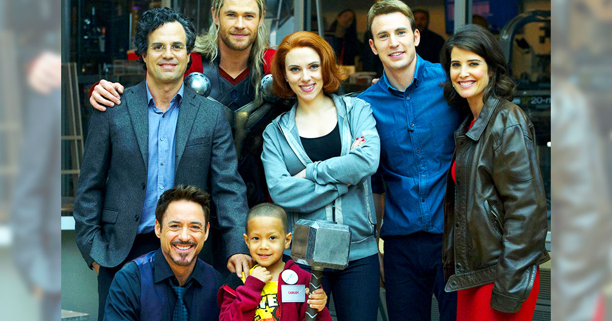 This Cancer's Patient Dying Wish Is To Know Avengers 4 Ending